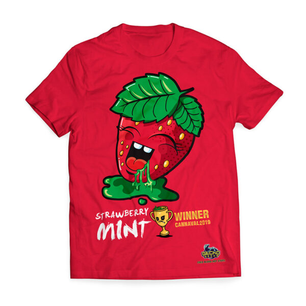 Strawberry Mint T-shirt
