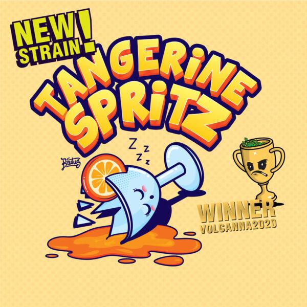 tangerine spritz