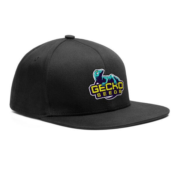 snapback logo gecko seeds